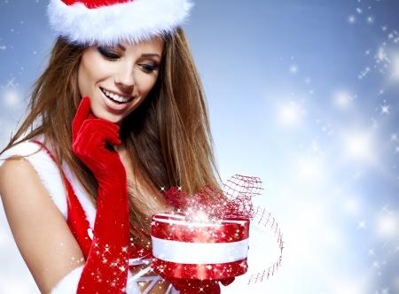 Immagini Babbo Natale Donna.Babbo Natale Donna Beautyque Ancona